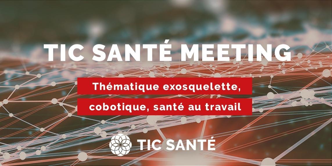 Intervention du CATIE au TiC Santé meeting